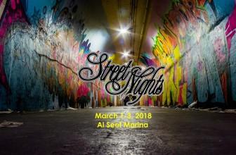 Street Nights at Al Seef 2018 – Street Culture Festival in Dubai, UAE