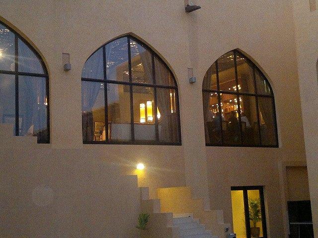 Tilal Liwa Hotel Review - Dinner