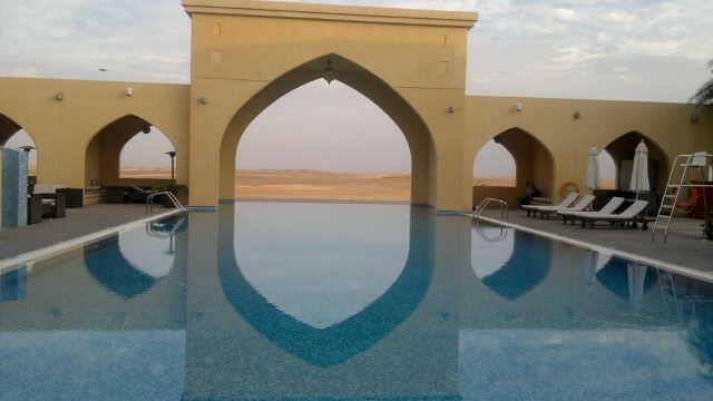 Tilal Liwa Hotel – Review