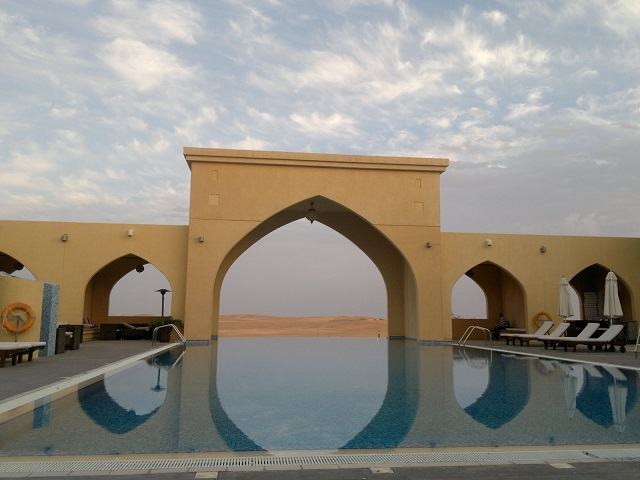 Tilal Liwa Hotel, Abu Dhabi - Review