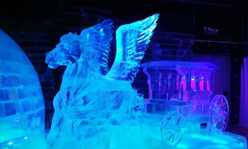 Top 4 Dubai Ice Park Locations