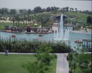 Safa park in Dubai