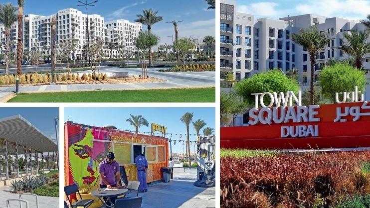 Town Square Dubai Park