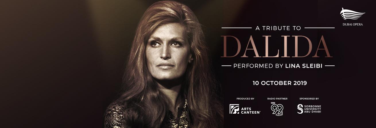 A Tribute to Dalida at Dubai Opera