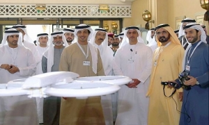 Drones for Good Award 2015 in Dubai, UAE
