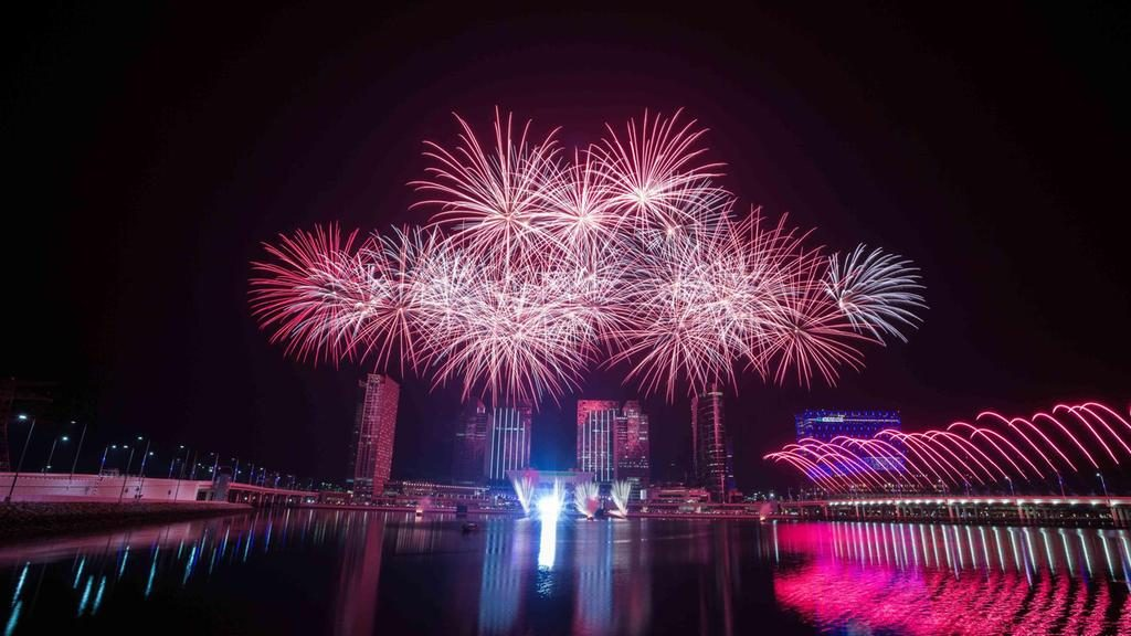 UAE National Day 2017 Fireworks Event Details - Events in Dubai, UAE