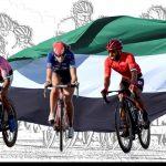 UAE National Road Cycling Championship Stage 2