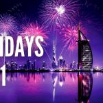 UAE Public Holidays in 2021 List - Public Holidays in United Arab Emirates in 2021