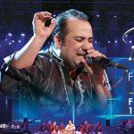 Ustad Rahat Fateh Ali Khan Live Dubai 2016