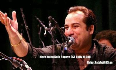 Ustad Rahat Fateh Ali Khan Live Dubai 2016 - DubAI, uae.