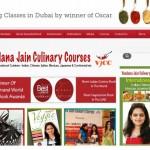 Vandana Jain culinary course - Dubai