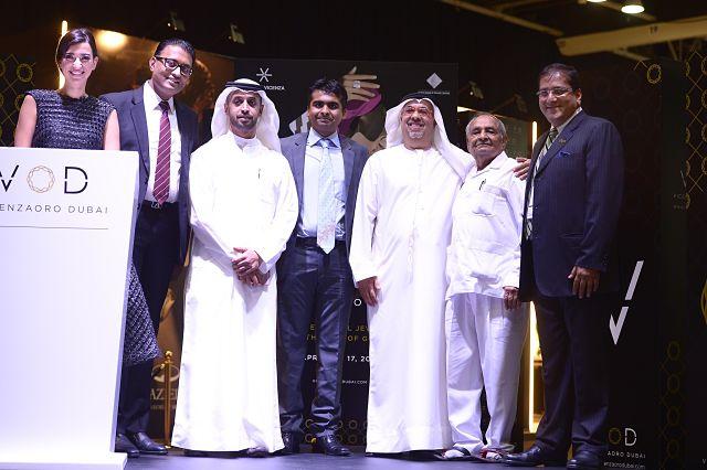 Vicenzaoro Dubai Hosts Jewellery Celebration Awards 2016