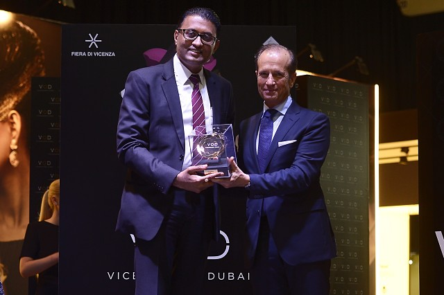 Vicenzaoro Dubai Hosts Jewellery Celebration Awards – Press Release