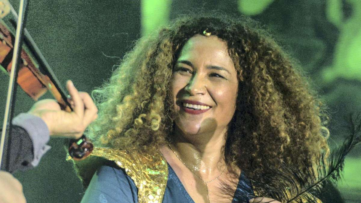Virtual Concert: Ghalia Benali Dubai 2020
