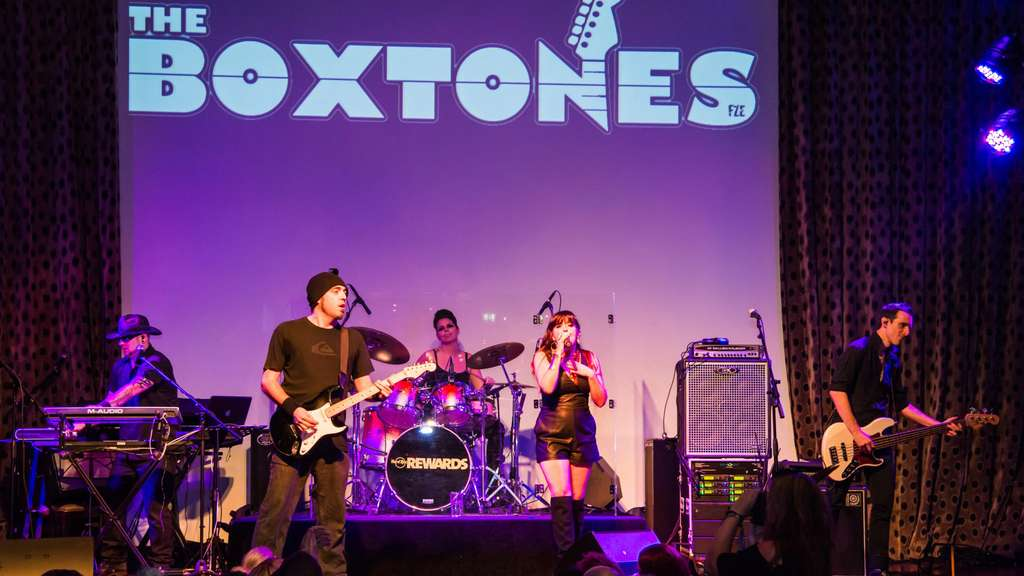 Virtual Concert: The Boxtones Dubai 2020