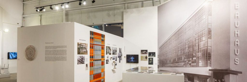 Virtual Exhibition: Building Bauhaus