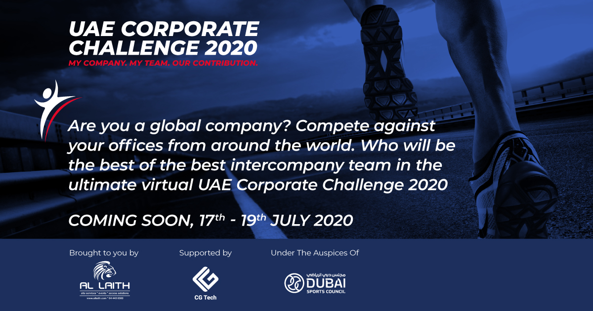 Virtual UAE Corporate Challenge 2020