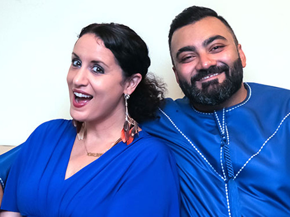 Virtual Variety Show: Ali Al Sayed and Mina Liccione Dubai 2020