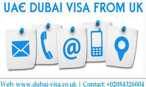 Visa to Dubai from London