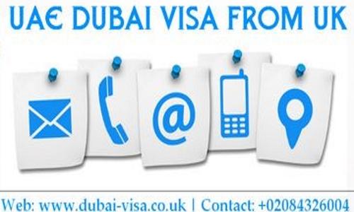 Visa to Dubai from London