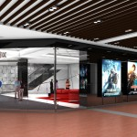 Vox Cinemas in BurJuman Mall, Dubai