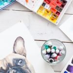 Watercolour Technique Classes at thejamjar