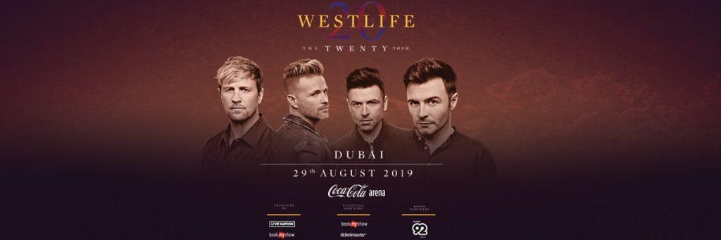 Westlife - Live in Dubai
