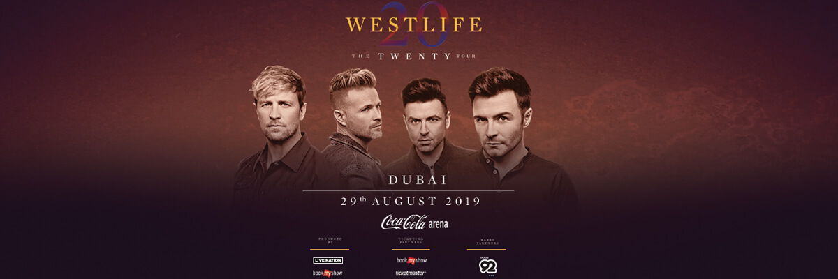 Westlife – Live in Dubai