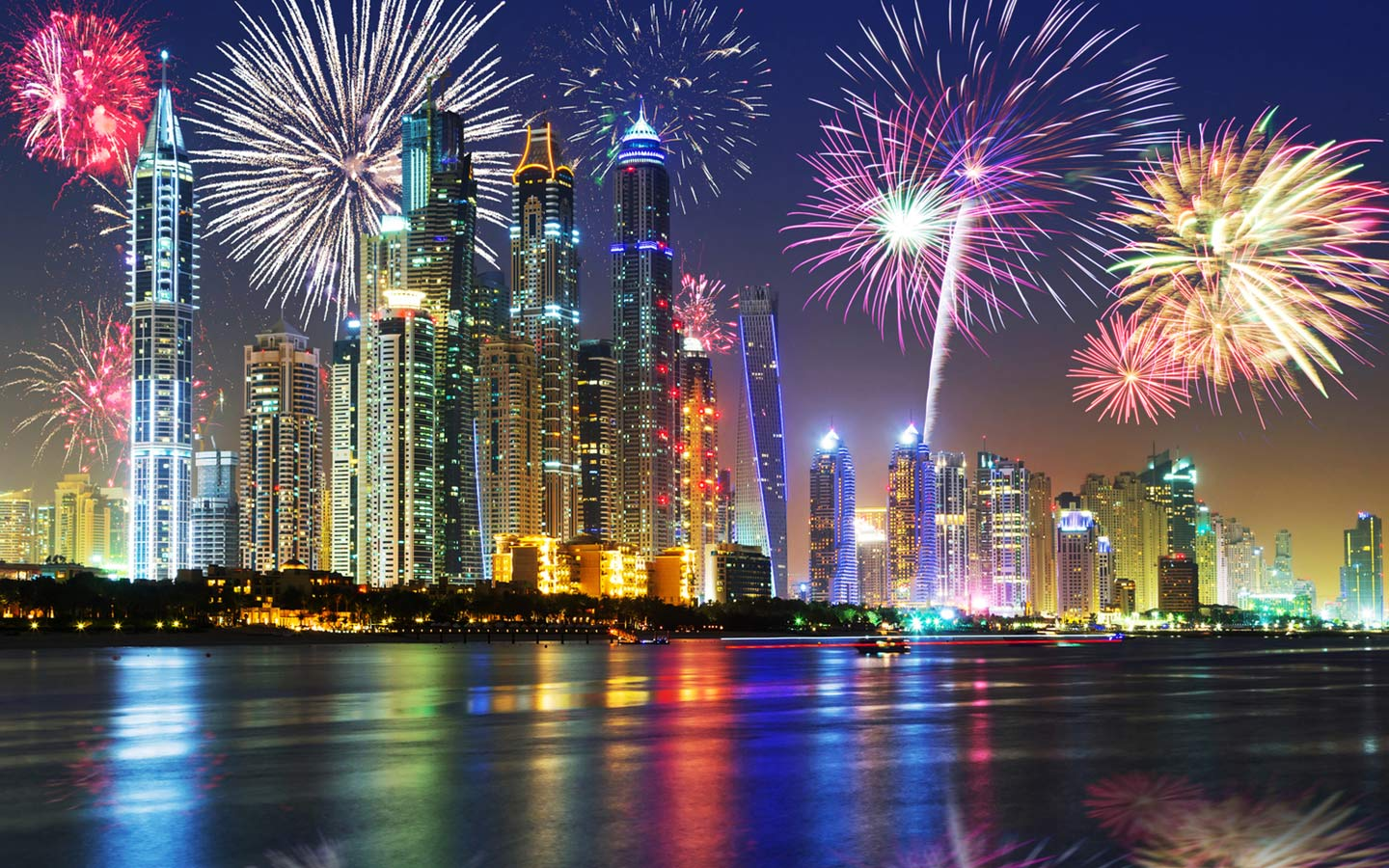 Where to watch New Year fireworks in UAE 2020