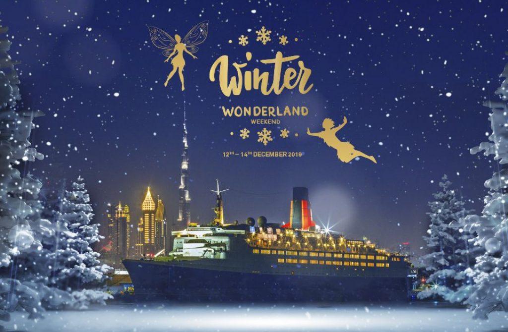 Winter wonderland weekend dubai 2019