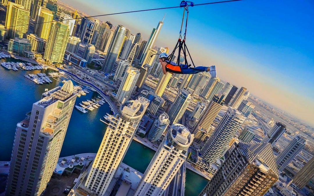 XLine Dubai Marina 2020
