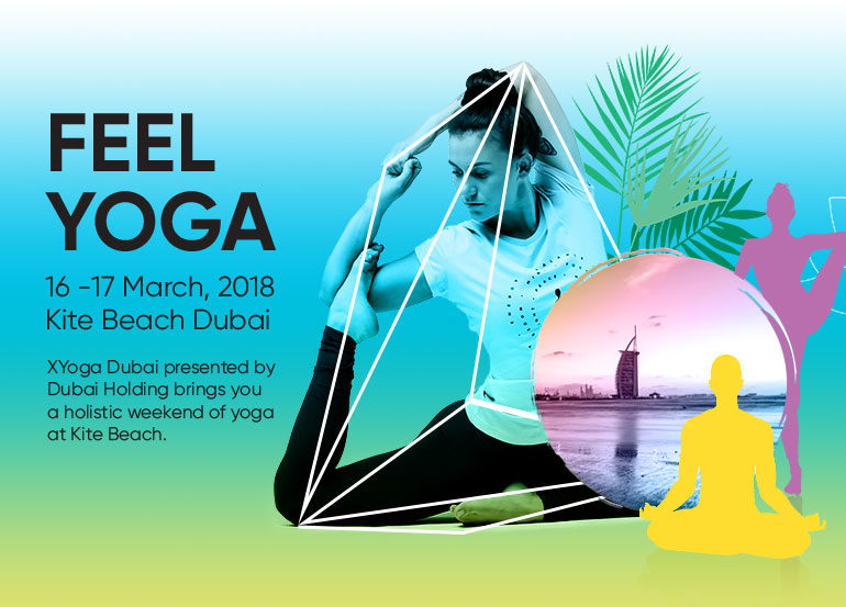 XYoga Dubai Festival 2018 – Latest Events in Dubai, UAE