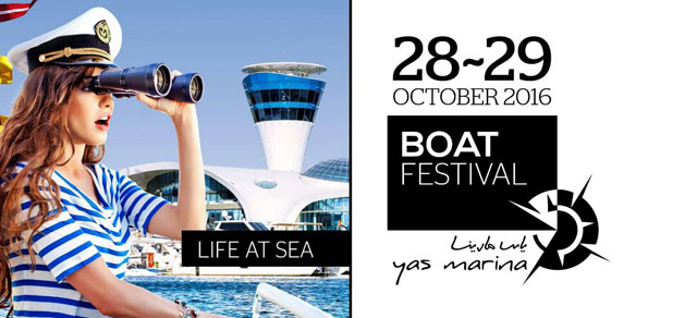 Yas Marina Boat Festival – Events in Abu Dhabi, UAE.