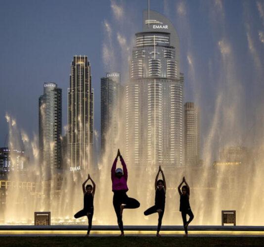 Yoga at Dubai Opera – 2021 Event in Dubai, UAE