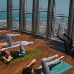 Yoga At The Top Dubai