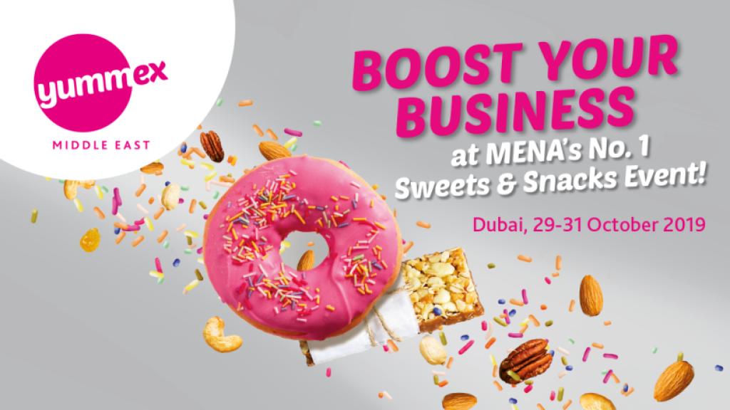 Yummex Middle East Dubai 2019
